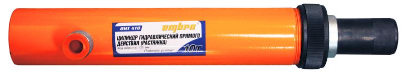 Цилиндр гидравлический прямого действия 10 т.