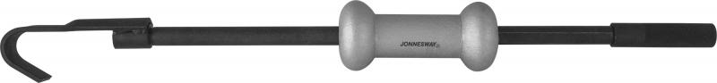 Набор для кузовного ремонта (обратный молоток и 9 насадок), 10 предметов
