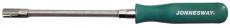 Отверточная рукоятка с гибким валом и торцевой головкой 8 мм.