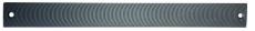 Полотно рихтовочное для кузовных работ 350мм 9 зубьев х 25 мм.