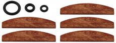Ремонтный комплект для пневматической дрели JAD-6234