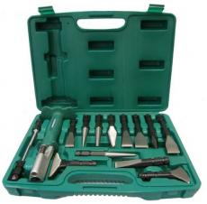 Многофункциональный инструмент со сменными зубилами и выколотками