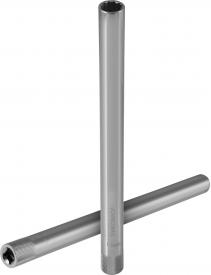 Головка торцевая свечная 3/8''DR 14 мм. 12-гранная удлиненная 250 мм.