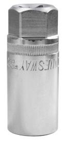 """Головка торцевая свечная c магнитным держателем 1/2""""DR, 16 мм"""