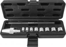 ACATS10 Оправка для центровки ведомого диска сцепления в наборе, 10 предметов