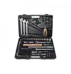 Force Набор инструмента головки и ключи (чемодан) 110 предметов № 41101