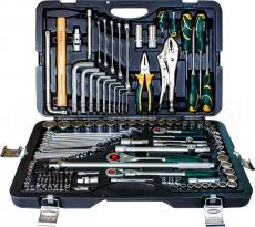Force Набор инструмента 142 предмета 41421-9 в чемодане