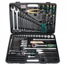 Force Набор инструмента головки и ключи (чемодан) 139 предметов № 41391