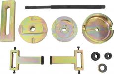 Набор приспособлений для снятия и установки сайлентблоков заднего подрамника BMW X5 (E53)