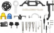 Универсальный набор приспособлений для ремонта и обслуживания двигателей OPEL