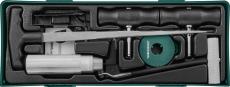Набор инструментов для демонтажа лобовых стекол (ложемент)
